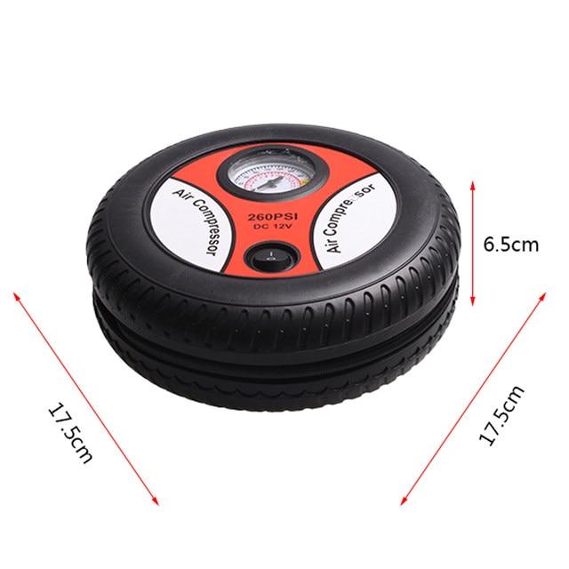 ZD 1Pc Car Tire Inflation Pump Tire Pressure Monitoring For Lada Granta  Vesta Audi A4 B6 A3 Mazda 3 6 Cx 5 VW Polo Accessories