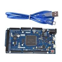 Due R3 ARM Version Main Control Board SAM3X8E 32 bit ARM Cortex M3 DIY Starter Kit for arduino