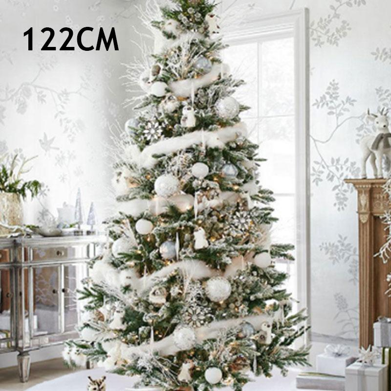 Christmas Tree Decorations Skirts Home Surround Carpet Delicate ...