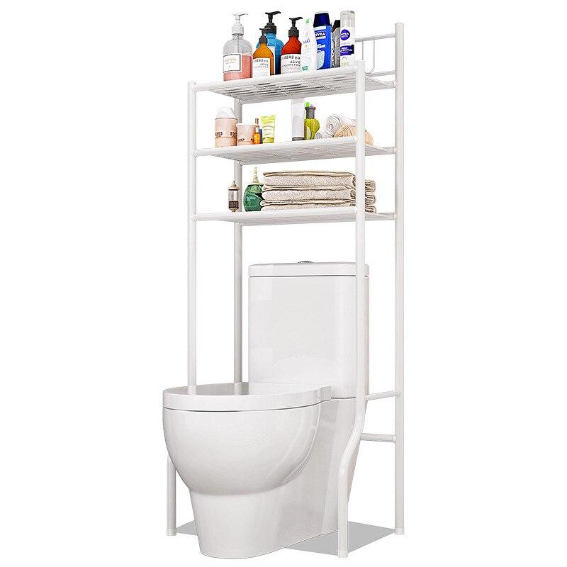 Detalle Comentarios Preguntas sobre Multi función de baño estante de  almacenamiento de baño acabado Rack lavadora estante muebles para el hogar  en ... 7a5ba6bb52b