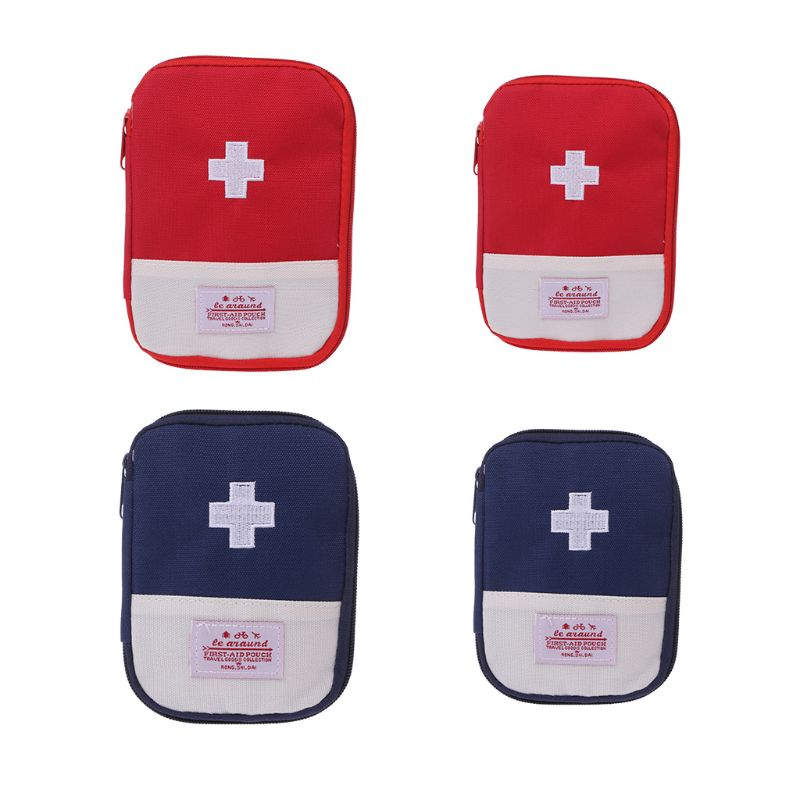 Back To Search Resultssports & Entertainment Camping & Hiking Nice 10pcs Travel Sports Bicycle Home Medical Bag Outdoor Car Emergency Survival Mini First Aid Kit Portable Gear