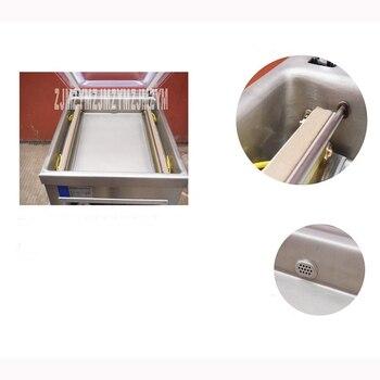 Vakuumverpackungsmaschine | DZ-400 220 V/50 Hz Lebensmittel Reis Tee Folienschweißgerät, Vakuum-verpackungsmaschine Vakuumkammer, Aluminium Taschen Vakuum Verschließmaschine