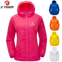 X TIGER Rain Coat Cycling Jersey Multi Jacket Waterproof Windproof Ciclismo MTB Bike Clothing Bicycle Clothes