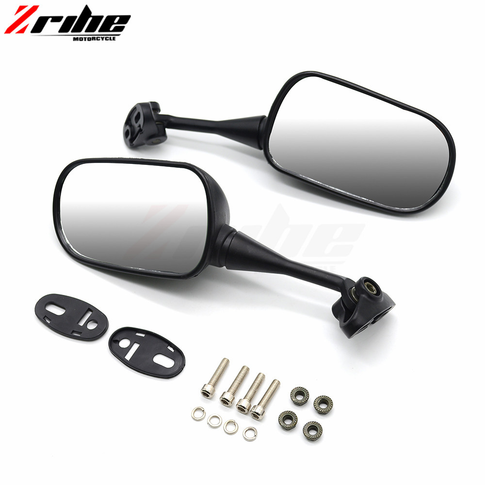 for 1Pair Universal Motorcycle Backup Rearview Mirrors accessories mirror For KTM 1290 Super Duke R 1290Super Duke R 2014 Regula