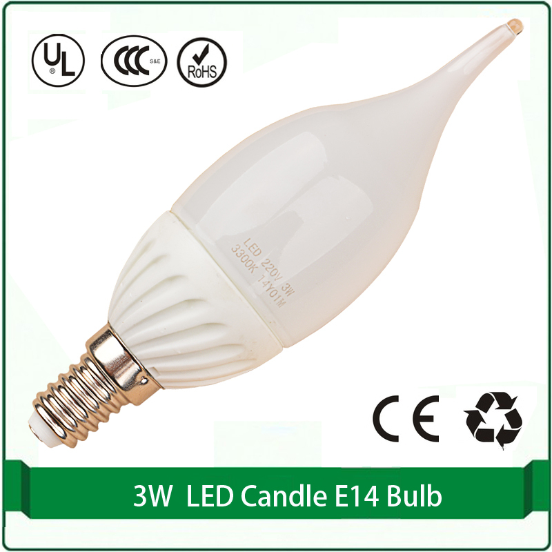 12V DC led candles 3w e14 led candle led e14 candle led candle lights