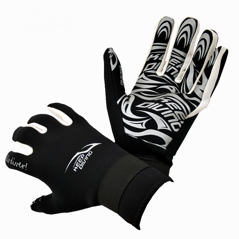 2MM Neoprene Professional Scuba Diving Gloves Warm And Non-slip Snorkeling Equipment Wetsuit Wet Suit New