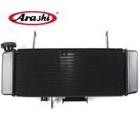 Arashi For SUZUKI SV650 2003 2007 SV 650 SV 650 Motorcycle Radiator Cooler Aluminum Engine Water Cooler Cooling