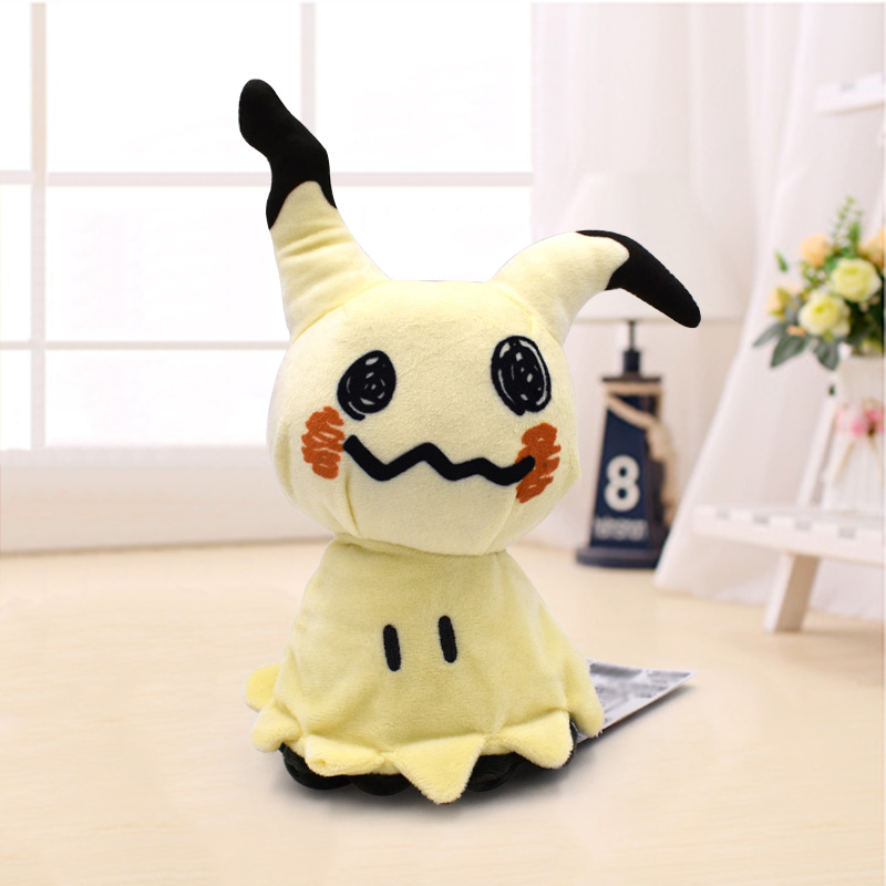 16cm Carton Mimikyu Sun & Moon Bewear PP Cotton Soft Plush Toys Cute Peluche Dolls Children Gifts
