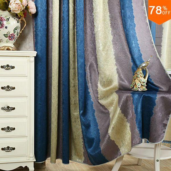 wohnzimmer gardine transparent blaue punkte - stoffe für wohn(t