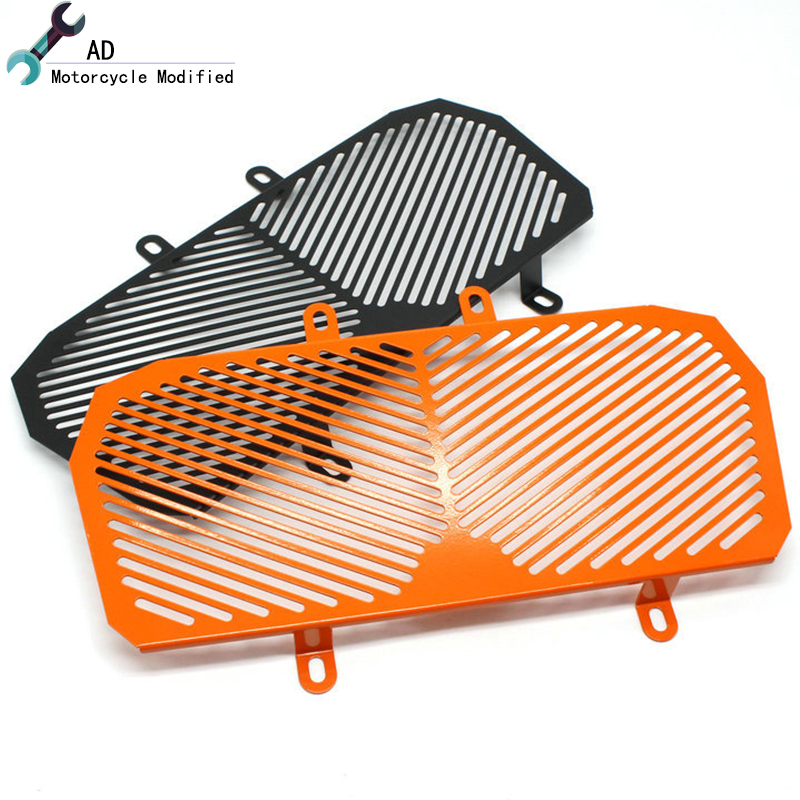 Baking paint Radiator Guard Grills For KTM Duke 390 2013 - 2016 Model Motocross Grille Protector Cover Motorcycle Accessories ! cnc aluminum motorcycle accessories chain guard cover protector orange for ktm duke 125 200 all year 390 2013 2014 2015