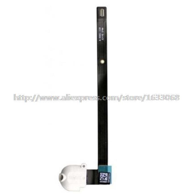 iPad Air 2 Headphone Audio Jack Flex Cable White