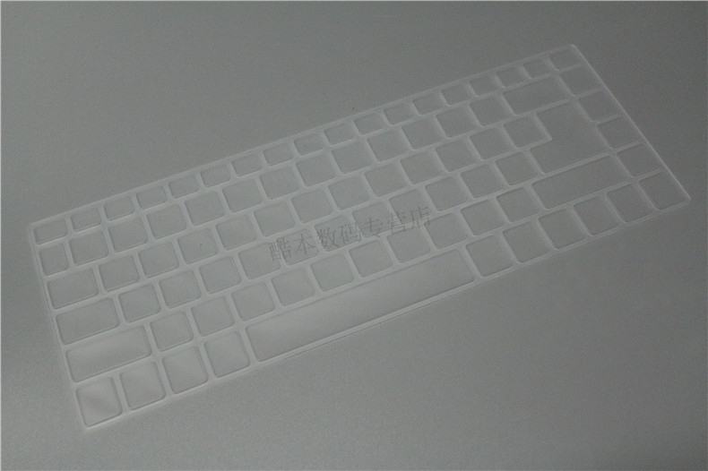 Transparent Clear Silicone Keyboard protectors Skin Covers guard For Acer A314 Swift Sf314 E5-422 E5-432G ES1-433 ES1-421 14