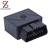 OBD Auto Car GPS Tracker SMS GPS GSM Real Time Tracking System Device Monitor Locator With