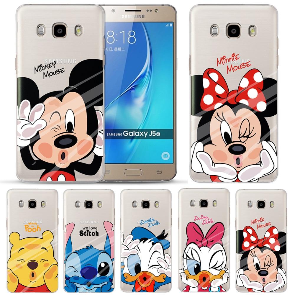 Soft Silicone Tpu Case Cover For Samsung Galaxy J3 J5 J7
