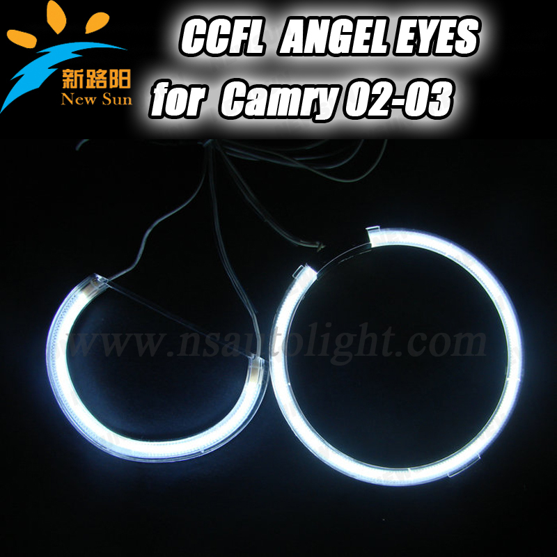 No error ccfl angel eyes ring 92mm & 125mm halo ring kits for car headlight replacement ccfl ring lighting for Camry 02-03 for honda odyssey 4th g rb3 rb4 chassis 2008 present excellent ultrabright headlight illumination ccfl angel eyes kit halo ring