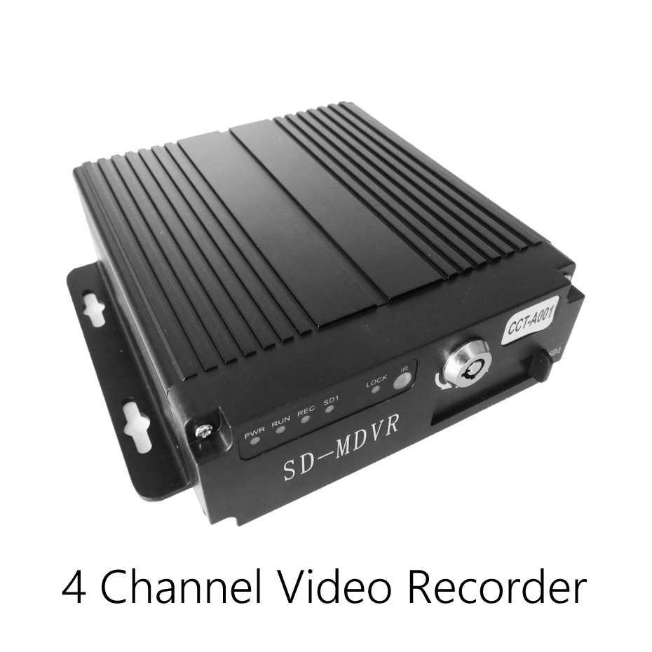 Грузовик DVR монитор приборная камера система заднего вида камера видео рекордер CCTV автомобиль 7 дюймов дисплей для автомобиля автобус парковка 360 заднего вида