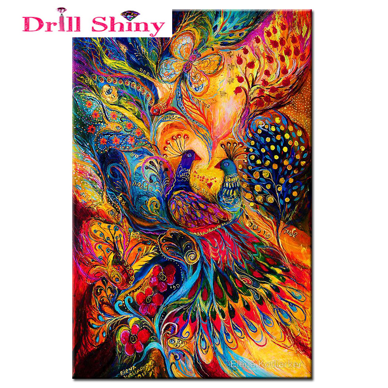 Arts,crafts & Sewing Needle Arts & Crafts Honesty Full Square Rhinestones Pasted Diy Diamond Painting Fantasy Mushroom Lamp Handcraft Accessories Cross Stitch Embroidery Picture