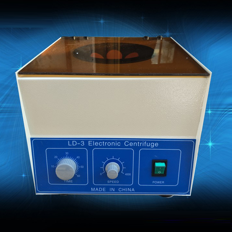LD3 Laboratory Centrifuge 110V 220V 50ML 6pcs Tubes 4000rpm 2770g blood prp centrifuge Centrifugal Machine Centrifuge
