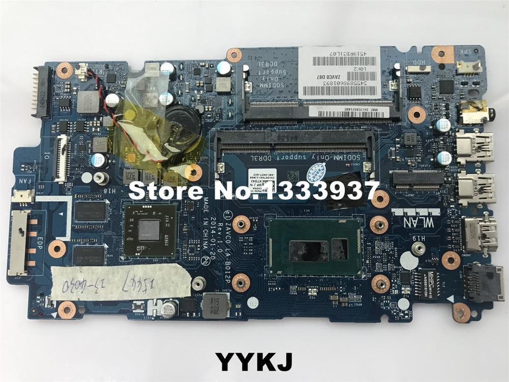 CN-0XT04J 0XT04J XT04J FOR Dell Inspiron 5447 5442 5542 5547 Laptop Motherboard ZAVC0 LA-B012P REV:1.0 I3-4030U Mainboard