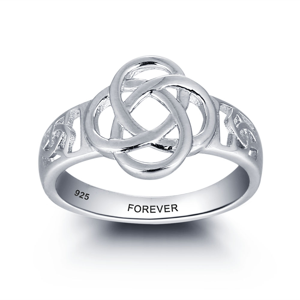 Men Vintage Jewelry Engagement  Wedding Rings Free Engraved