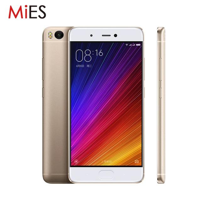 """Xiaomi Mi 5S Mi5s 3 gb ram 64 gb rom  snapdragon 821 con 4 nucleos Pantalla de 5.15 """" lector de huellas dactilares"""