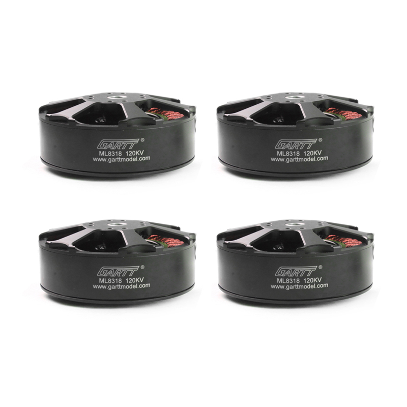 4 X Gleagle`s ML 8318 120KV Brushless Motor For porps multicopter Drone UAV 6pcs gh ml 8318 100kv brushless motor for porps multicopter drone uav 3080