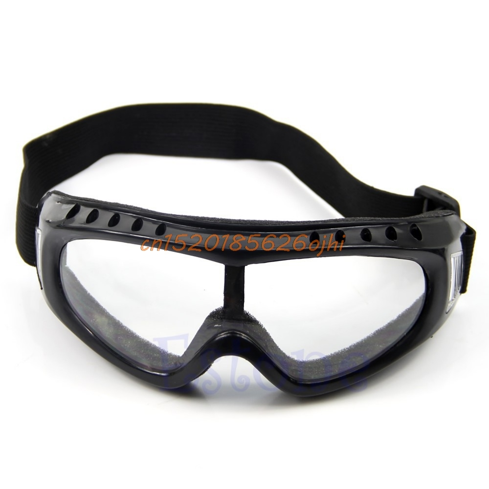 Outdoor Sport Dustproof Sunglass Eye Glasses Coated Safety Skiing Goggles New    UNS-OKLE