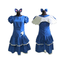 Anime Fairy Tail Happy Cosplay Costume