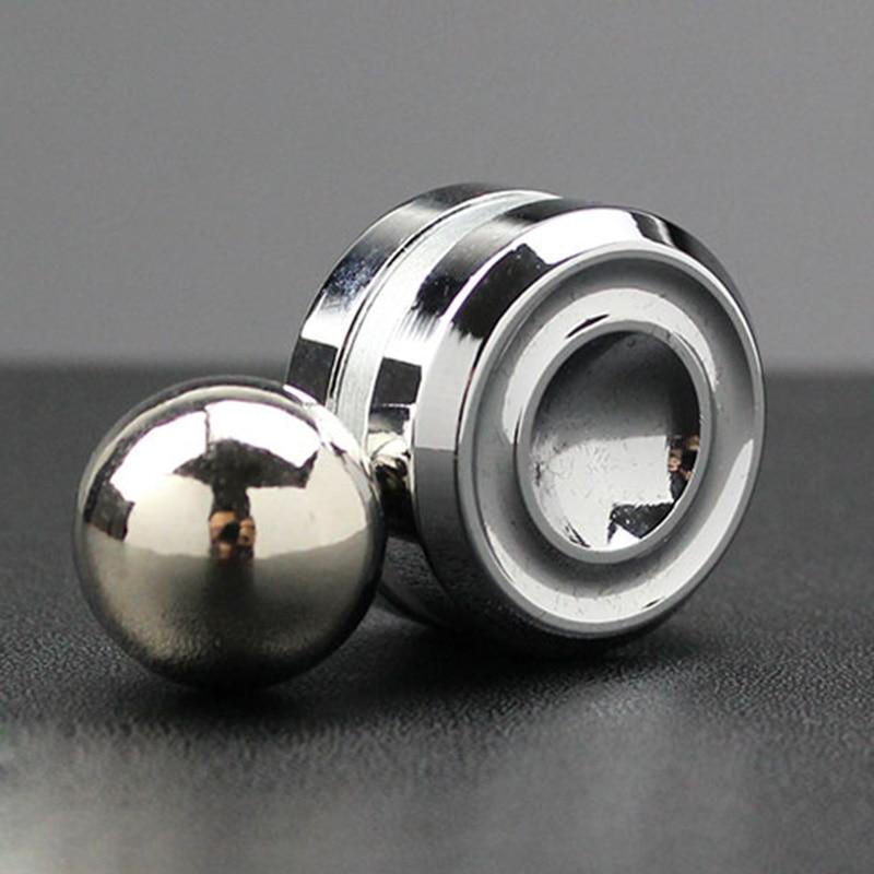 Magnet Fingertip Gyro Decompression Artifact Yo-yo Finger Toy Decompression Adult Creative Class Boring Children