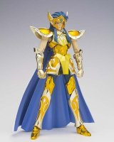New arrival high quality Metal Club S stemple Aquarius Camus Saint Seiya Cloth Myth Gold Ex Action Figure Toy