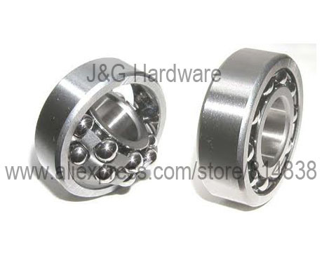 1206K Self Aligning Bearing 30x62x16 Metric Bearings