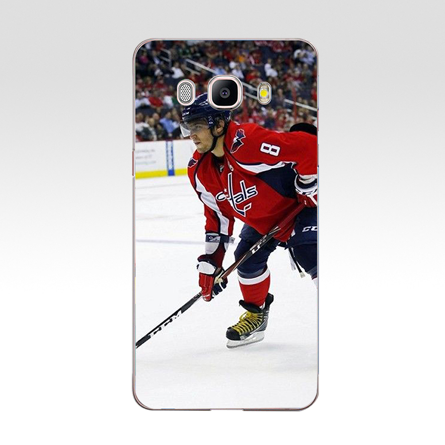 182 Ice Hockey Alexander Ovechkin Sidney Soft Silicone Tpu Cover phone Case for Samsung j3 j5 j7 2016 2017 j330 j2 j6 Plus 2018(China)