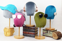 Новый стиль шляпы витрины окно дисплей реквизит головы манекен для продажи