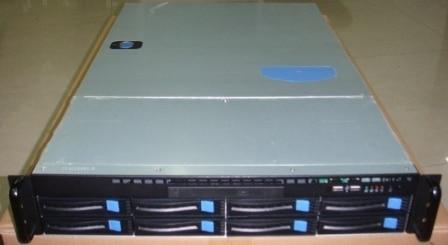 2U GX2008 Standard Edition 6GB SATA3 SAS back 8 disk hot plug server case eset nod32 антивирус platinum edition 3пк 2года