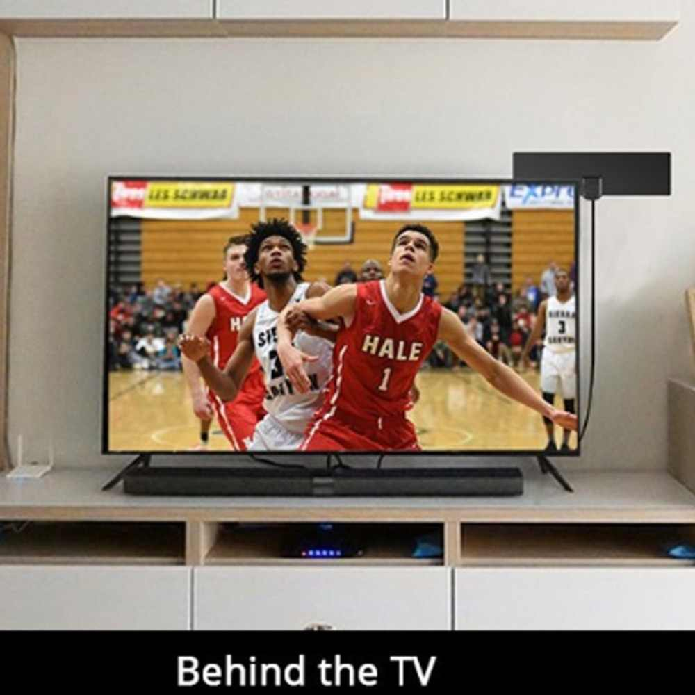 TY05 соединенный hd ТВ Крытый цифровой ТВ антенна DVB-T2 высокий усилитель мощности четкая цифровая ТВ антенна