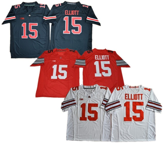 ohio state football jersey 15