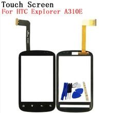 RTBESTOYZ Black Color Touch Screen For HTC Explorer A310E Mobile