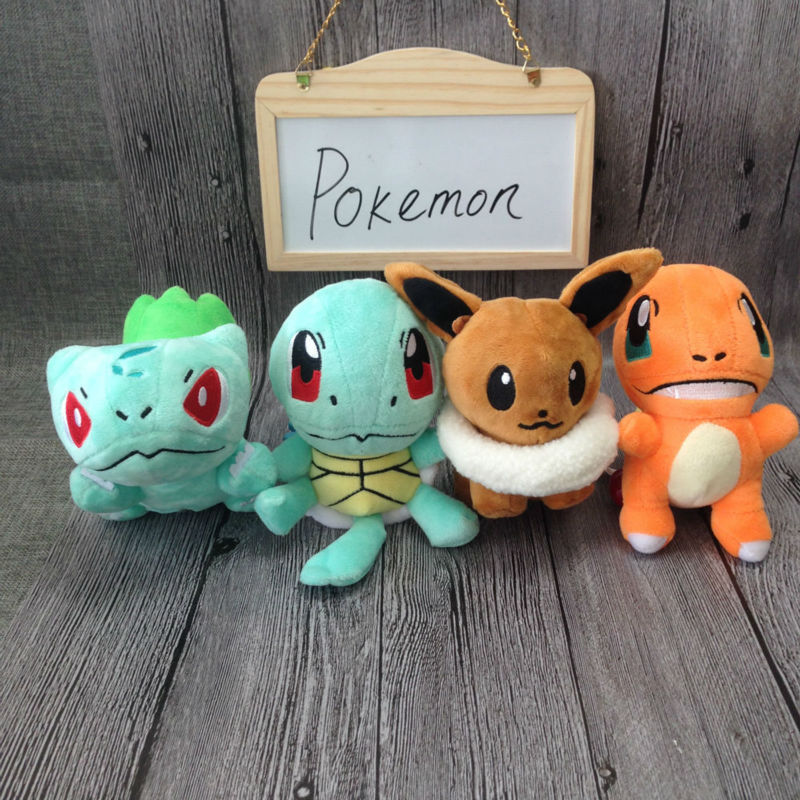 pokemon toys 4kit 7