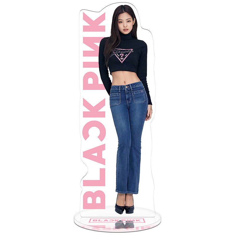 Corea estrella BLACKPINK JISOO kim Ji Soo JENNIE Roseanne