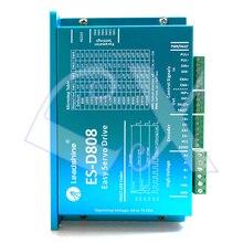 Leadshine 簡単なサーボドライブ ES D808 HBS86 CNC DSP 閉ループステッピングドライブ 8A 24 〜 70VDC マッチング NEMA23 NEMA24 NEMA34 モーター