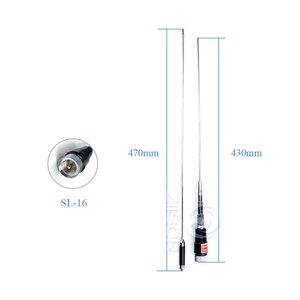 Image 3 - 433MHz Rvs Outdoor Staaf Omni Antenne SL 16 6dBi Datatransmissie Draadloze Module Antena Z51 S433MJ