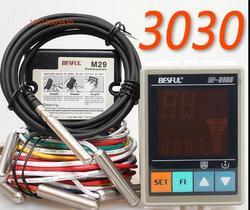BF 3030 słoneczna pompa ciepła regulacja temperatury regulacja temperatury temperatura wody poziom cieczy kontroler wyświetlacza poziomu wody w Termometry od Narzędzia na