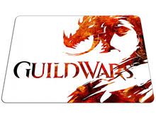 guild wars 2 mouse pad logo desktop gaming mousepad gamer best mouse mat pad game computer desk padmouse keyboard play mats