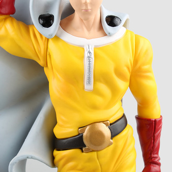 Anime One Punch Man Action Figure – Saitama Sensei | NEW hot 24cm
