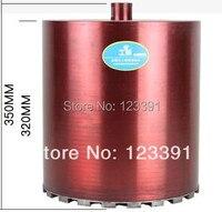 Продвижение продажа лазерной сварки высокого качества 350*350*12 мм M22 мокрой diamond сверла коронки для бурения сложно зеленый бетона