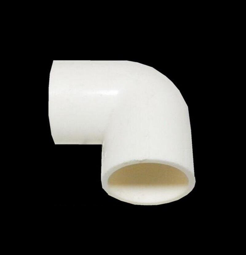 PVC elbow pipe L fittings inside D 20mm x10-in Pipe