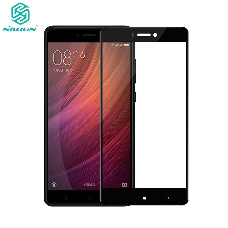 Redmi Note 4X Gehärtetem Glas Nillkin CP + 2.5D Screen Protector Glas Für Xiaomi Redmi Note 4 Globale Version