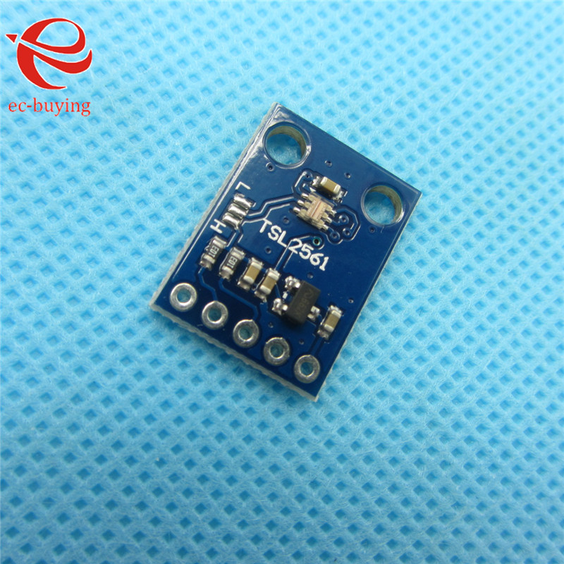 10pcs Luminosity Sensor GY-2561 TSL2561 Light Module