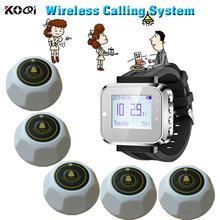Restauracji wywołanie systemu kelner rozmówcy aby wejść na link szpitala który pojawia restauracja bezprzewodowy zegarek otrzymać telefon zwrotny od usługi otrzymać telefon zwrotny od przycisk start tanie tanio Ycall K-300plus+K-M-white Restaurant calling system 433 92mhz rechargeable 500PCS button in max in one time when stand-by