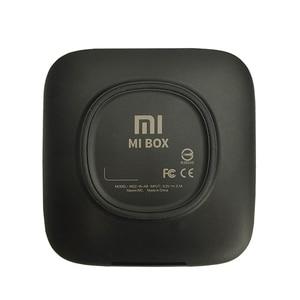Image 3 - International Xiaomi MI BOX 3 Android 8.0 Smart WIFI Bluetooth 4K HDR H.265 Set top TV Box Youtube Netflix DTS Media Player